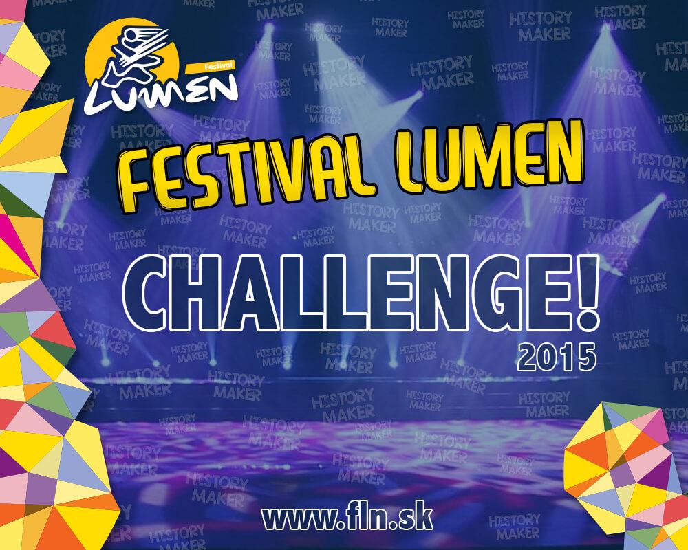 Víťazi súťaže Festival Lumen Challenge 2015