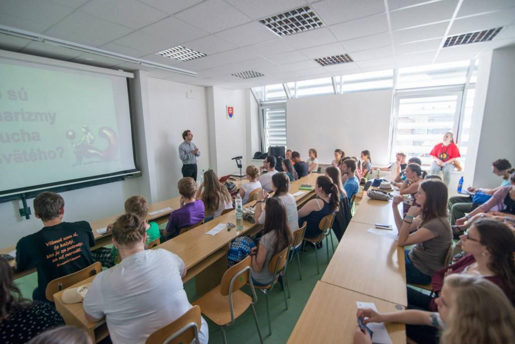 II. časť workshopov na Festivale Lumen 2015