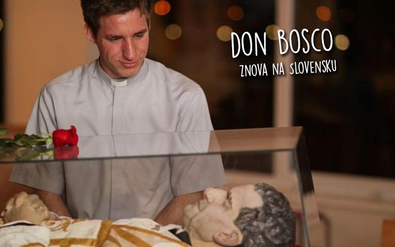 Relikvie Don Bosca na Festivale Lumen