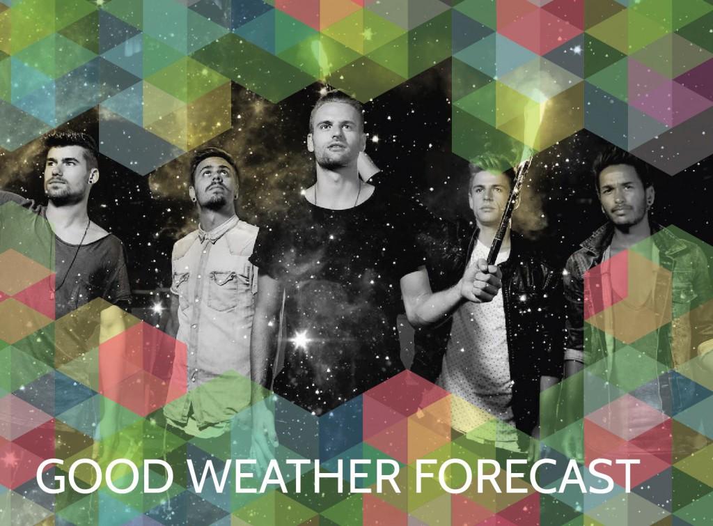 Good Weather Forecast na hlavnom pódiu!