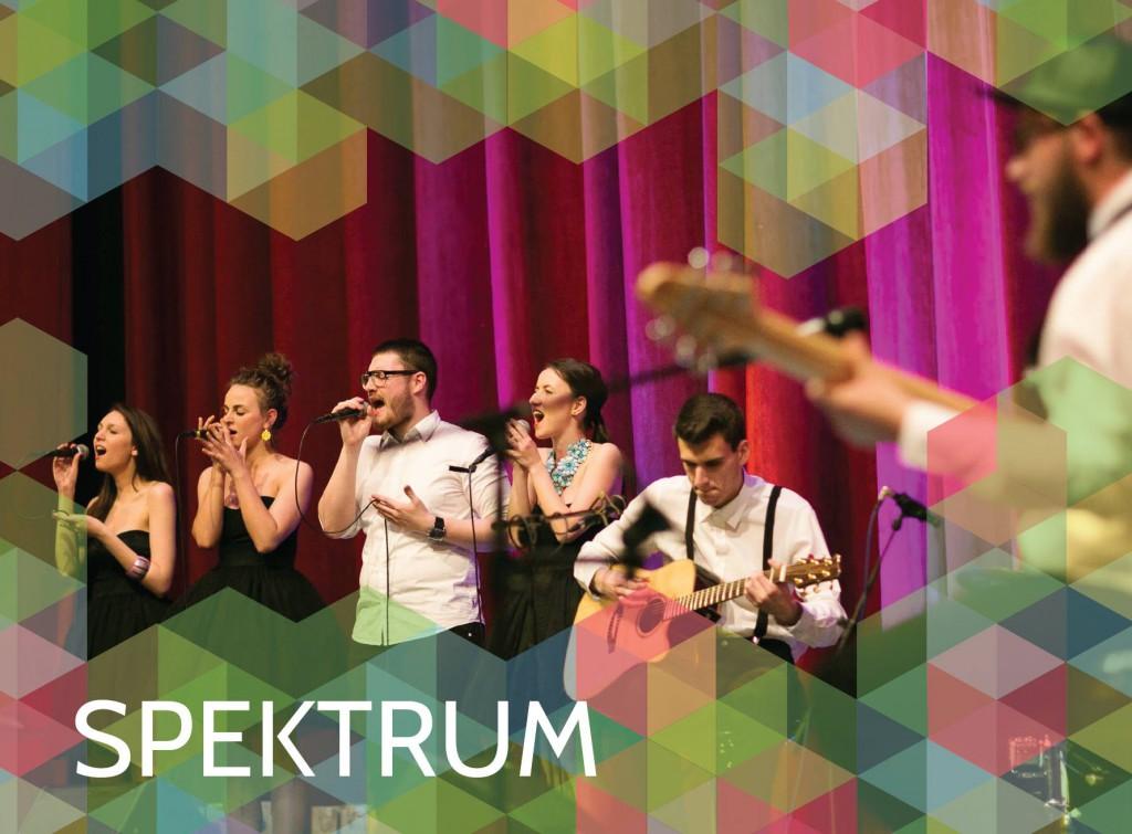 Spektrum na hlavnom pódiu