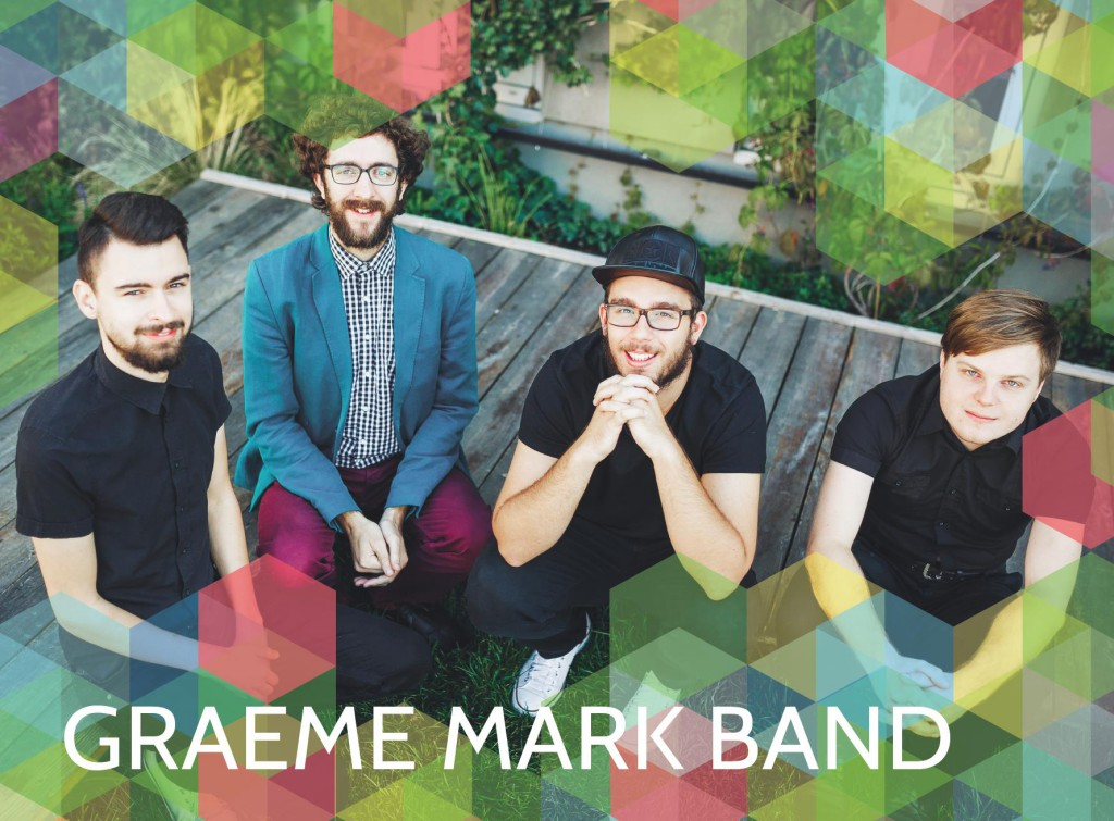 Greame Mark Band na Festivale Lumen 2016